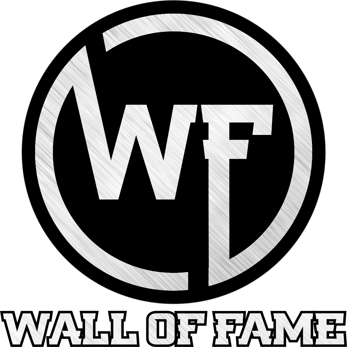Homepage Wall Of Fame