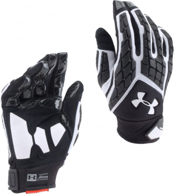 a93b804caa Under Armour Men's UA Combat V Football Gloves -1271190 | Wall of Fame