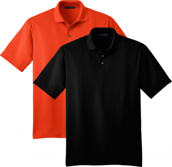 0d668a784 K528 Port Authority® Performance Fine Jacquard Polo | Wall of Fame
