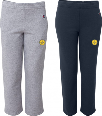 09d0eecade86 Champion - Double Dry Eco Youth Open Bottom Sweatpants with Pockets - P890