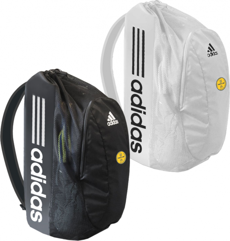 Adidas Wrestling Gear Bag Wall Of Fame