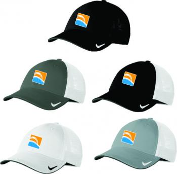 7b0f64ee3b1 NEW Nike Golf Mesh Back Cap II. 889302.