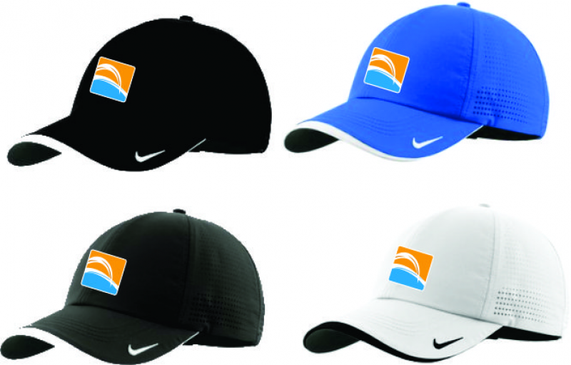7bfee325a Nike Golf - Dri-FIT Swoosh Perforated Cap. 429467.   Wall of Fame
