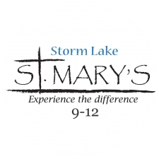 St. Mary's Catholic Schools 9-12 logo