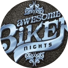Awesome Biker Nights logo