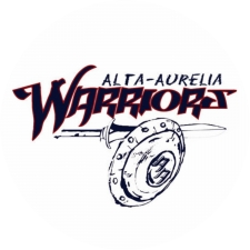 Alta-Aurelia High School logo