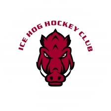 Ice Hog Hockey Club logo