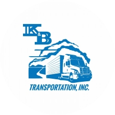 K&B Transportation logo