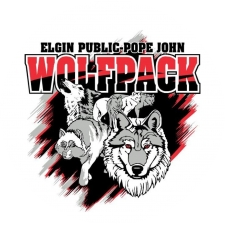 Elgin Public-Pope John High School logo