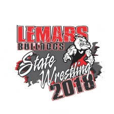 Le Mars Youth Wrestling logo