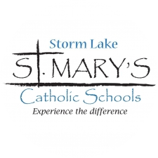 St. Mary's Catholic Schools logo