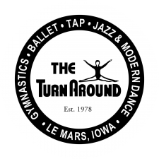 The Turn Around logo