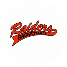 Raiders Youth Basketball logo