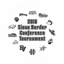 Sioux Border Conference Tournament logo