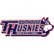Townhouse Huskies logo