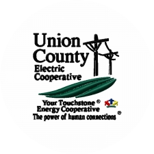 Union County Electric Cooperative logo