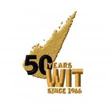 Western Iowa Tech Community College 50th Anniversary logo