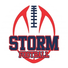 Sioux County Storm Youth Football logo