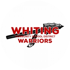 Whiting Community School District logo