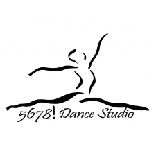 5678! Dance Studio logo