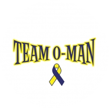 Team O-MAN logo