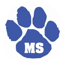 Woodbury Central Middle School logo