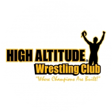 High Altitude Wrestling Club logo